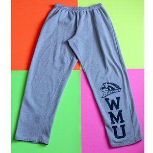 Western Michigan Broncos Big Logo Track Pants